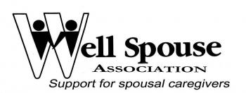 Well Spouse Association